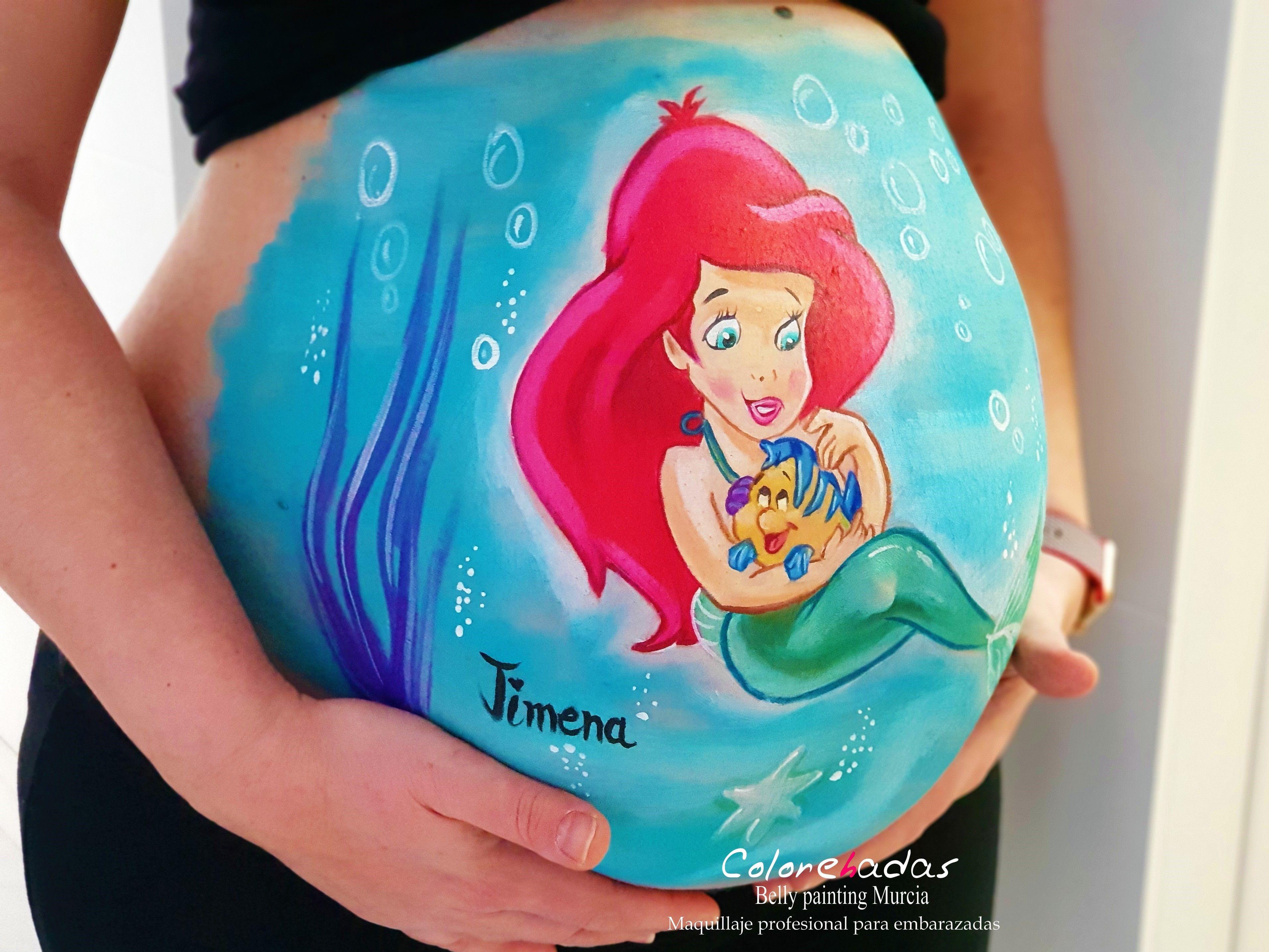 La Sirenita logo 2