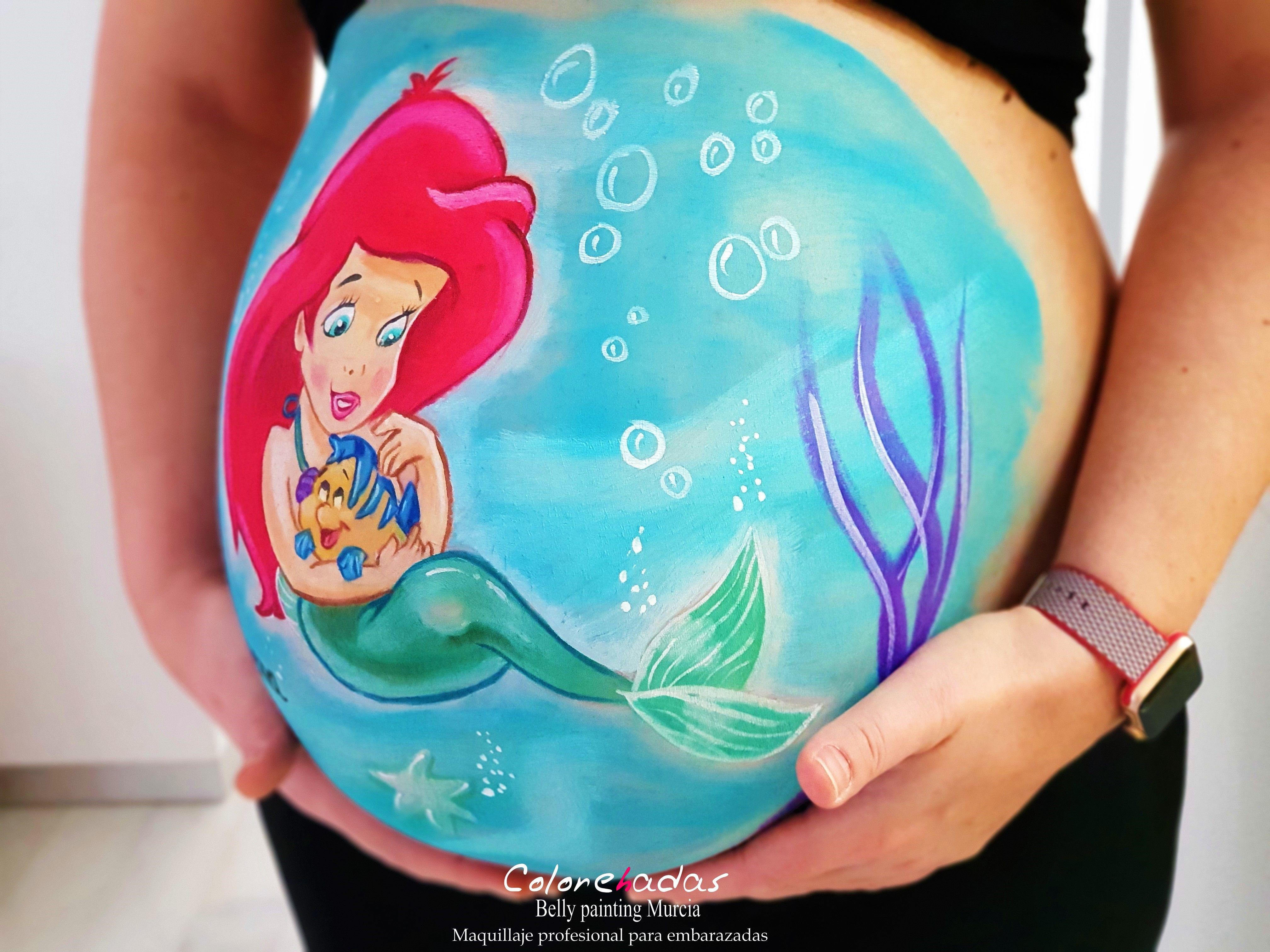 La Sirenita logo 3