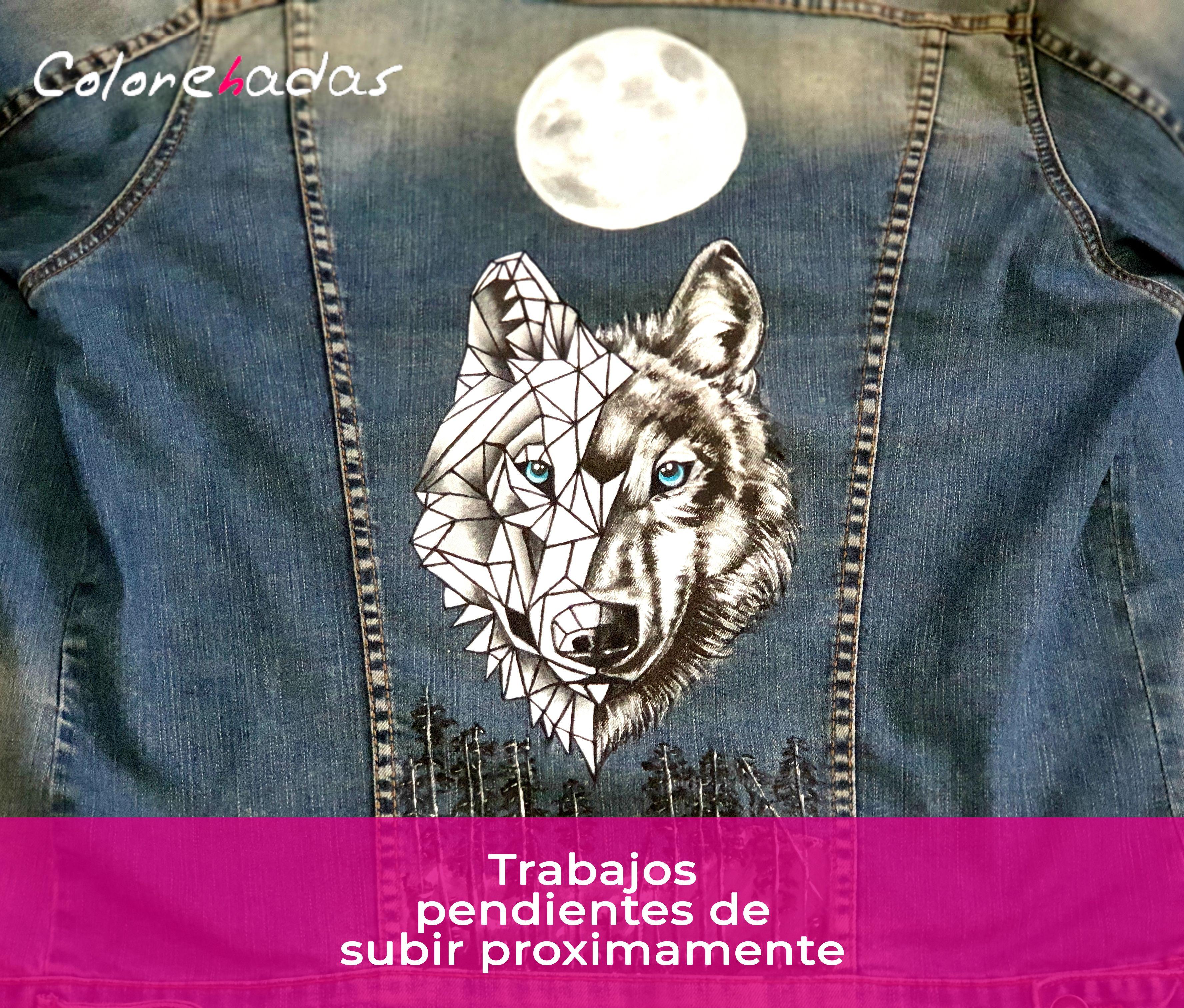 cazadora logo lobo1